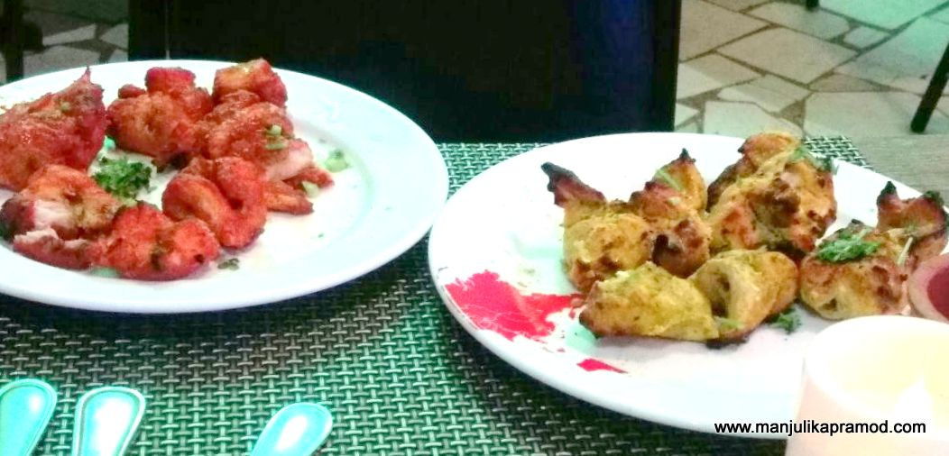 Starters-VITS-Rajasthani Cuisine, Mumbai