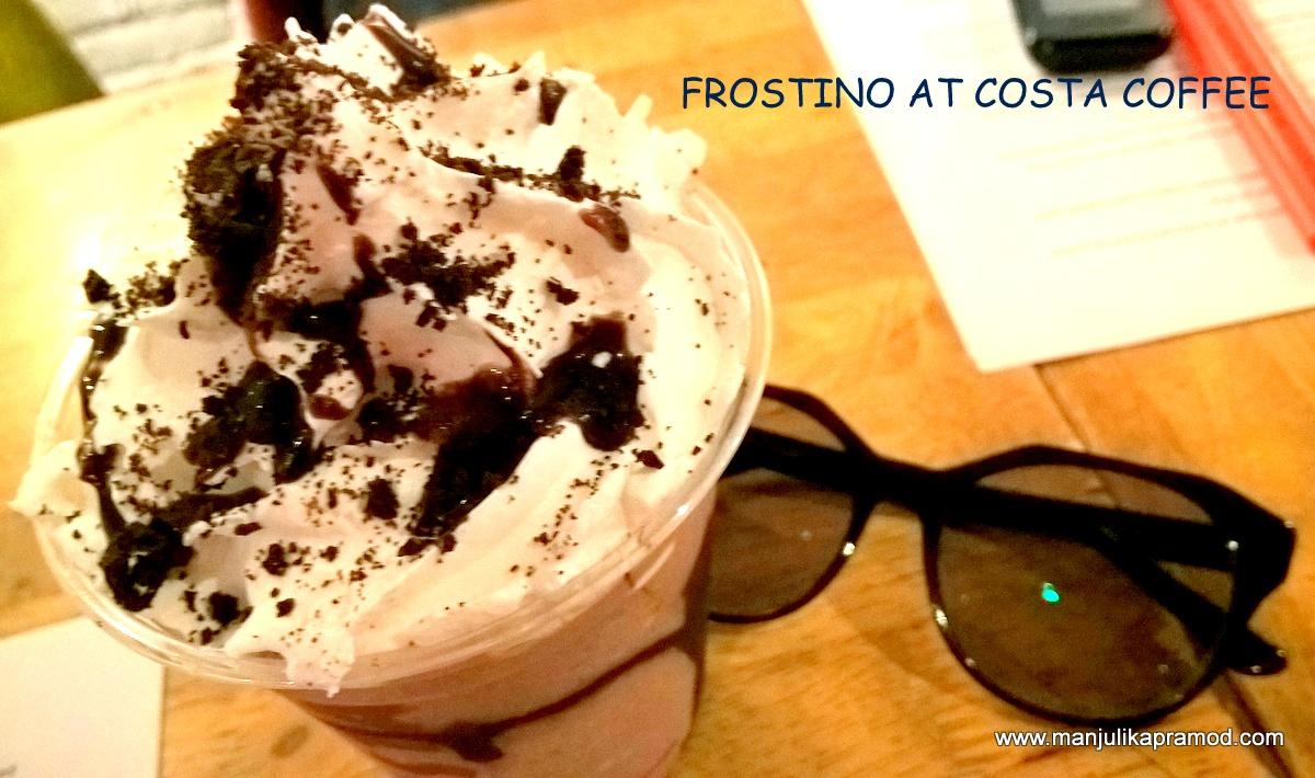 Costa Coffee-Frostino-Belgian Chocolate