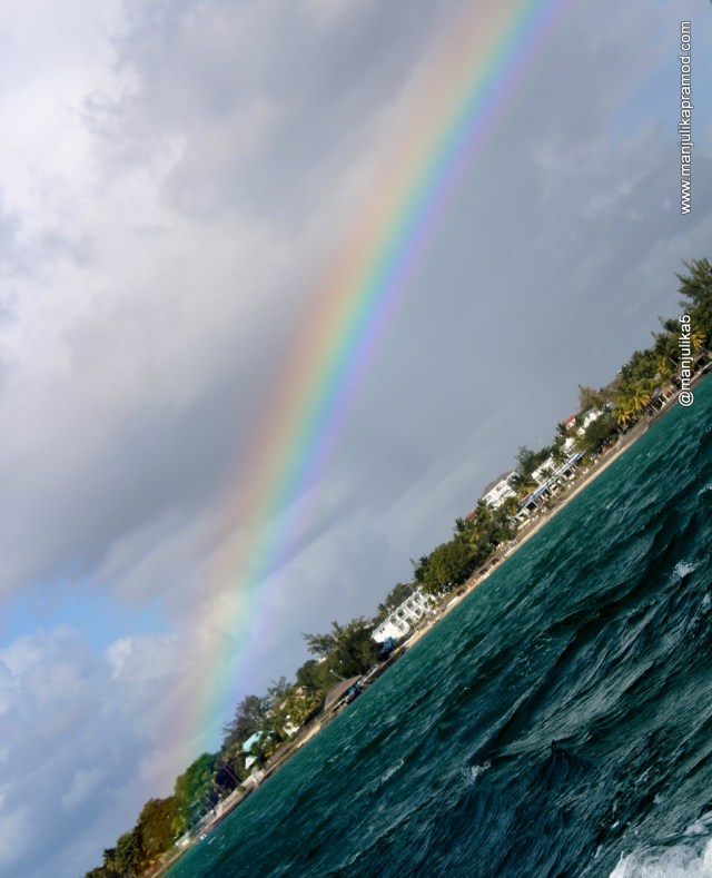 Rainbow in Mauritius, Travel, Things to do In mauritius