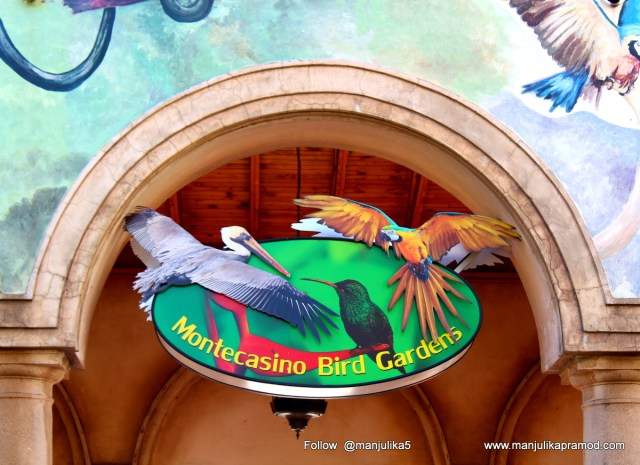 The Monte Casino Bird Garden, Johannesburg