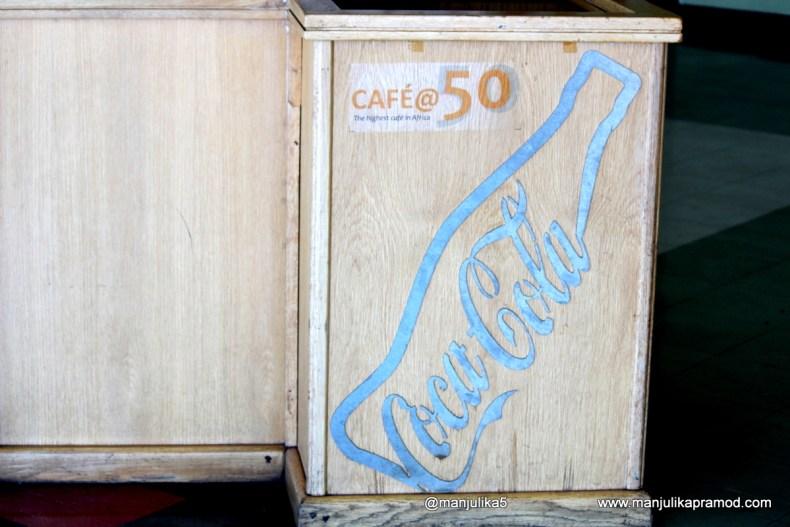 Cafe@50, Africa, Johannesburg