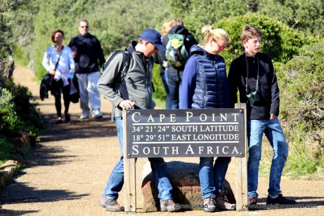 Cape Point, Cape Town, Mother City, Love