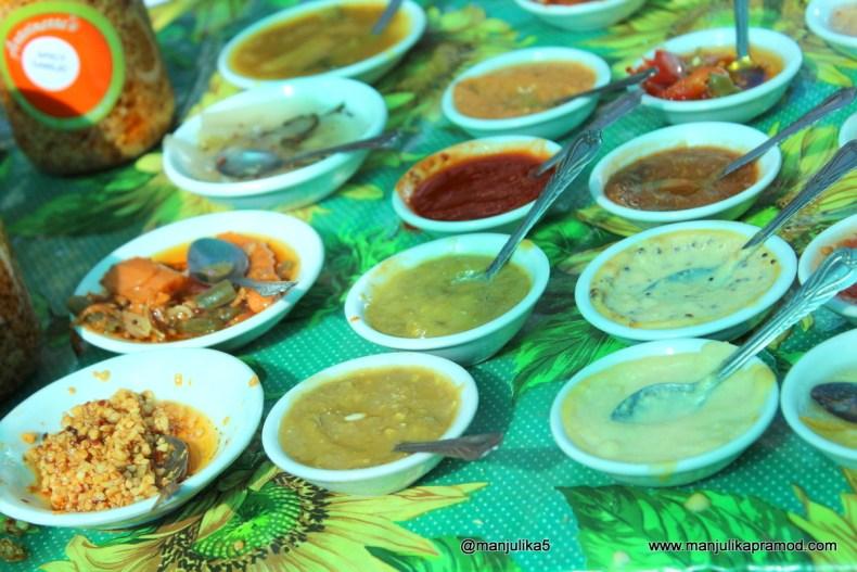 Jams, pastes, sauces, chillies, Farmers market, fresh produce
