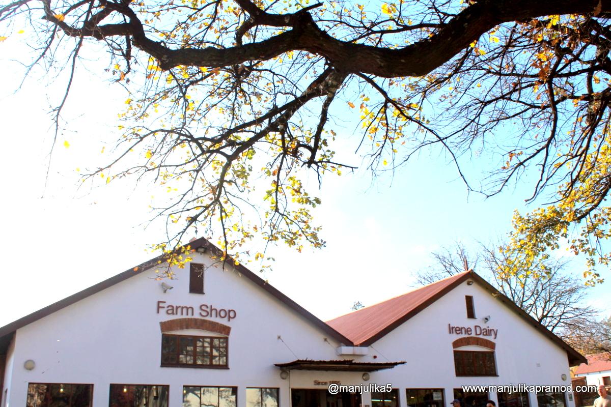 Irene Dairy Farm-Centurion-Johannesburg-Places to Visit