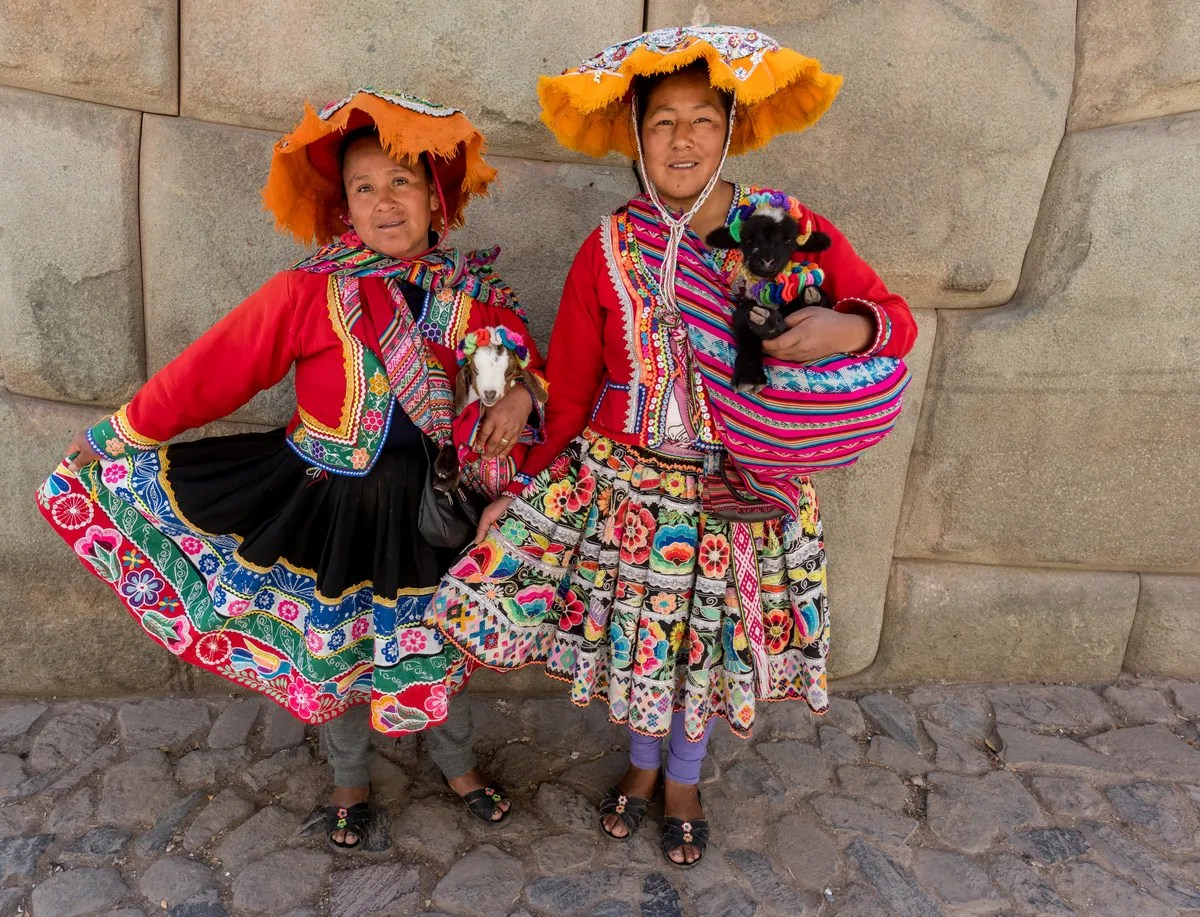 Peru, Local People, Cuzco