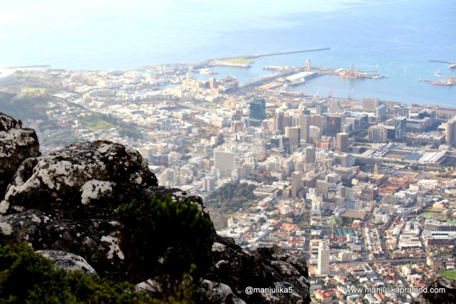 Mother city, Cape Town, Table Mountain, South Africa