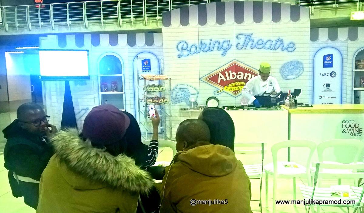 Baking Theatre