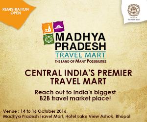 Madhya Pradesh, Travel mart, 14 to 16 October, Travel blogger, Pendown, Manjulika