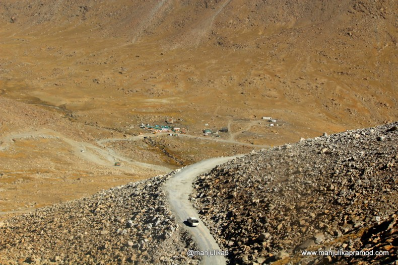 Roads in Ladakh