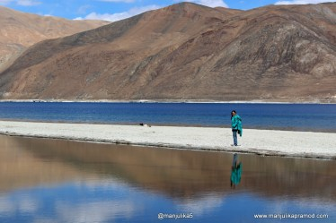Photo-journey to Pangong Lake