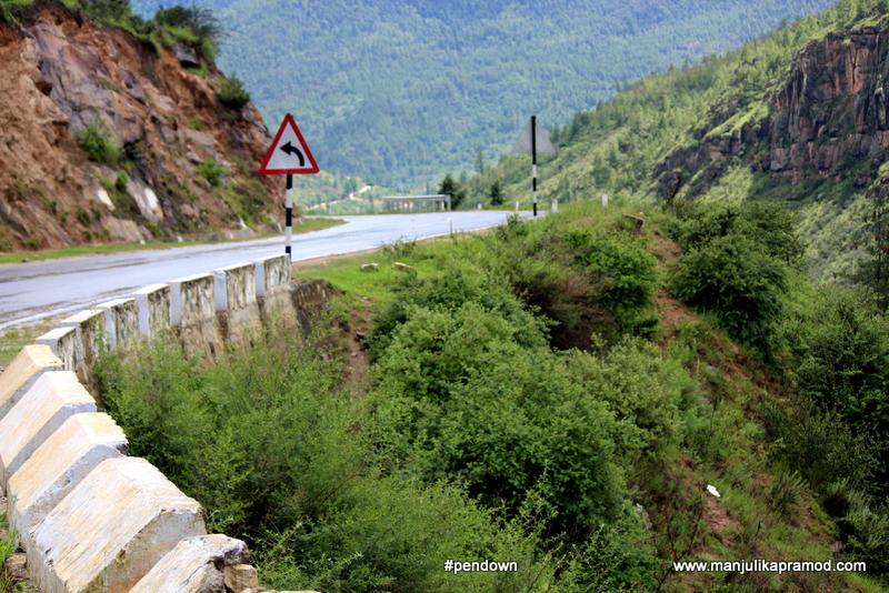 Road trip, Bhutan, Thimphu, Punakha