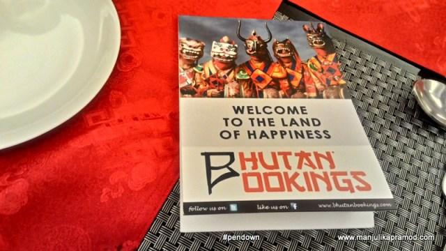 Bhutan, Bhutan bookings
