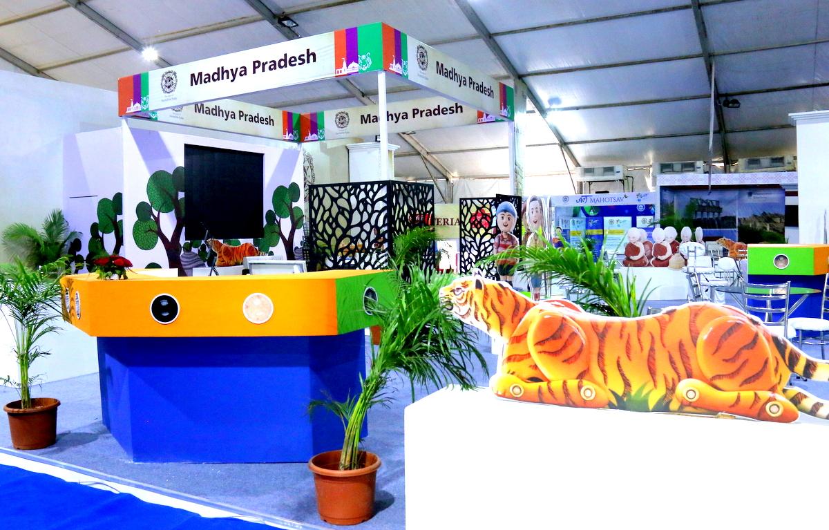 MP Travel Mart 2016, Madhya Pradesh Tourism