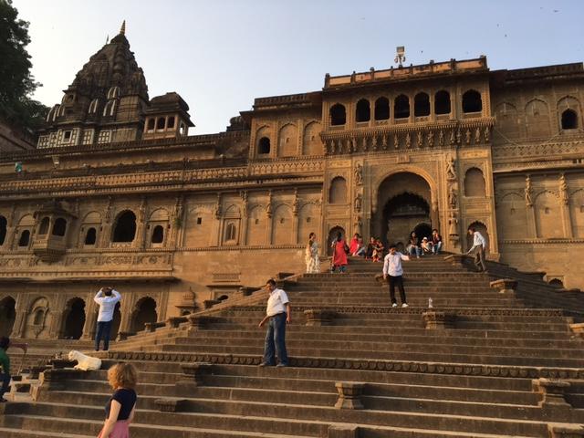 Ram Ghat, Maheshwar, Madhya Pradesh