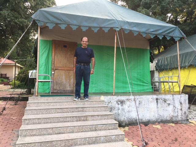 Malwa resort at Mandu