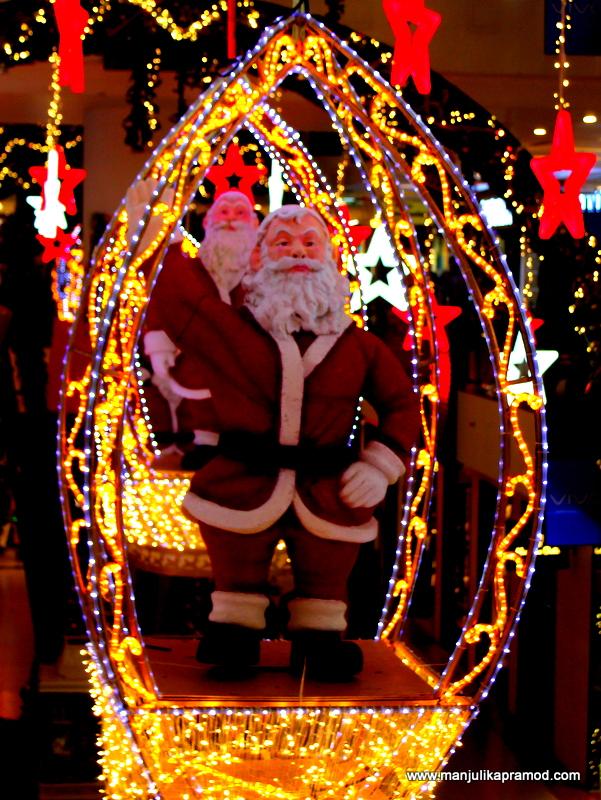 MERRY CHRISTMAS, LONDON
