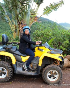 Quad Biking in Mauritius