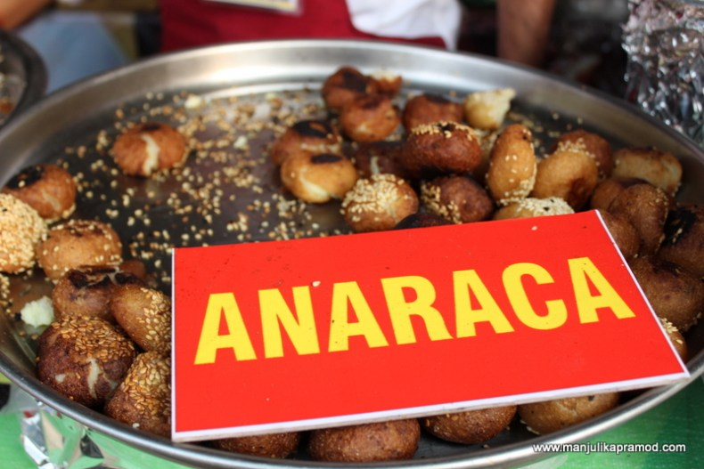 Anaraca- Famous dish from Jharkhand