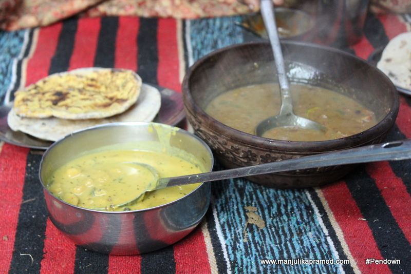 Himachali food