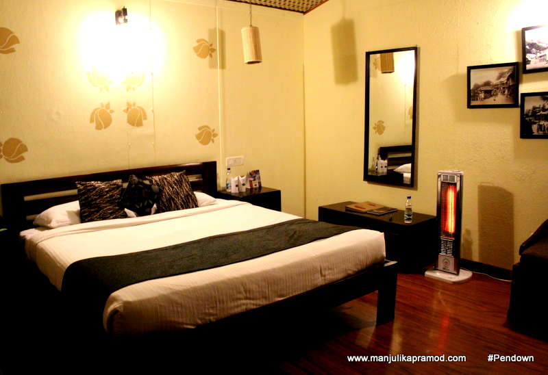 My room at Aamod Shoghi