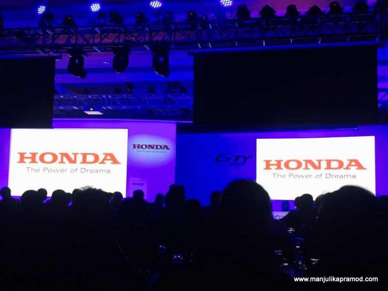 New City launch in Delhi