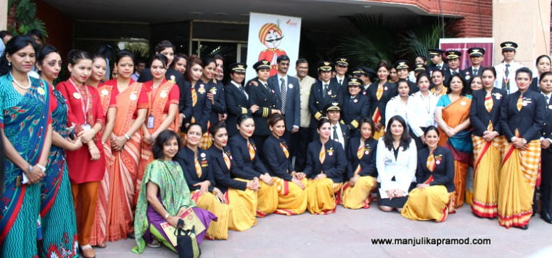 11 percent women in Air India are into flying