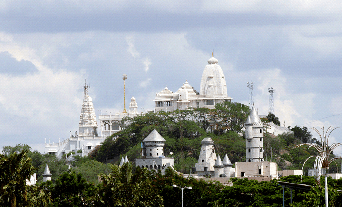 The Picture of Birla Temple, Hyderabad Travel