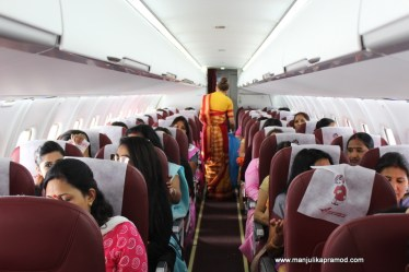 Air India,Joy ride