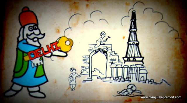 Story telling -Delhi