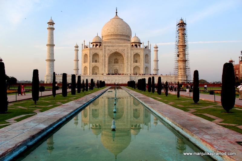 Taj Mahal, Manjulika