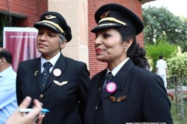Captain Kshamata Bajpai, Sunita Narula