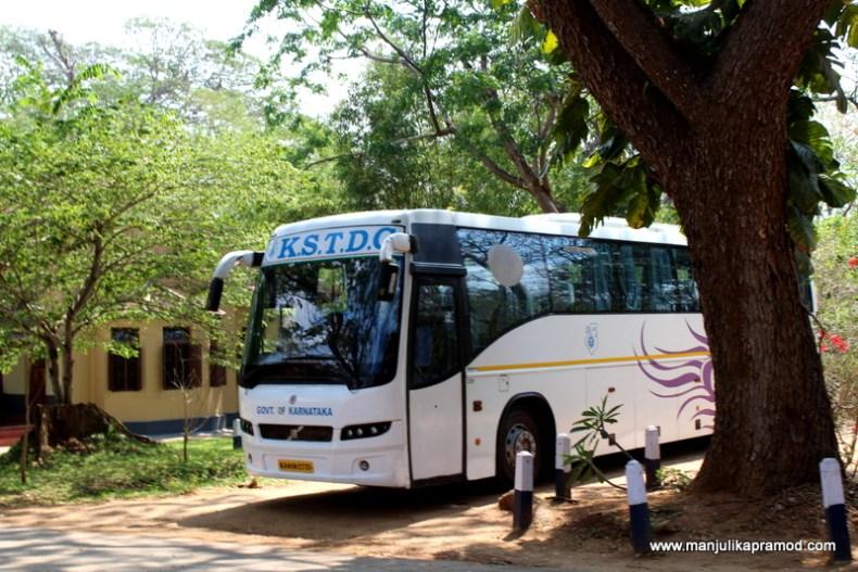 Kabini to Mysore