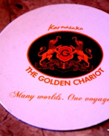 Golden Chariot, South India trip, Incredible India