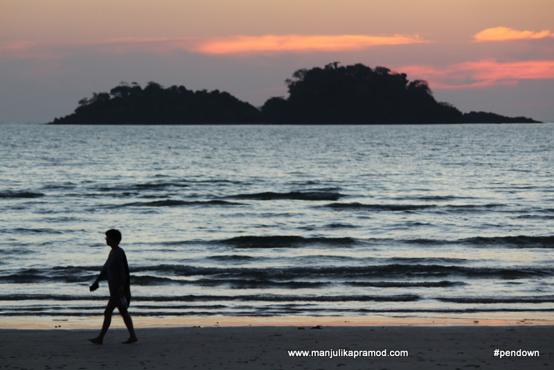 After the Sunset - Thailand