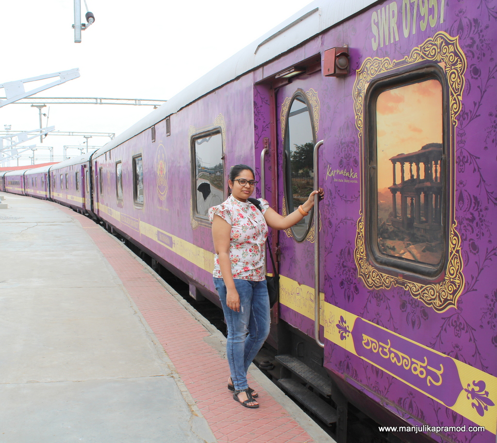 My memorable trip on this luxury train of India