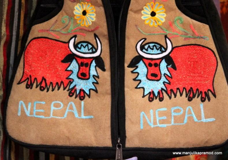 Nepal -Kathmandu-Thamel