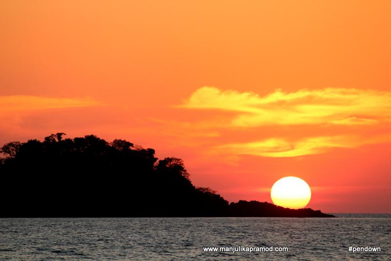 This sunset took my heart away