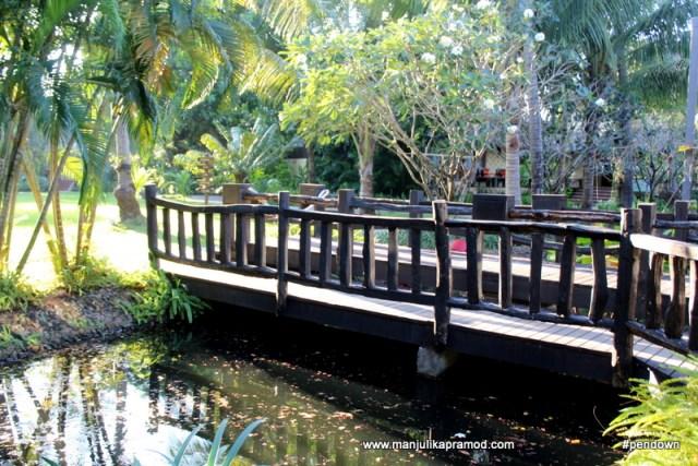 When I stayed at Centara Koh Chang Resort