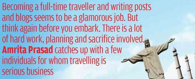 Don't quit to travel