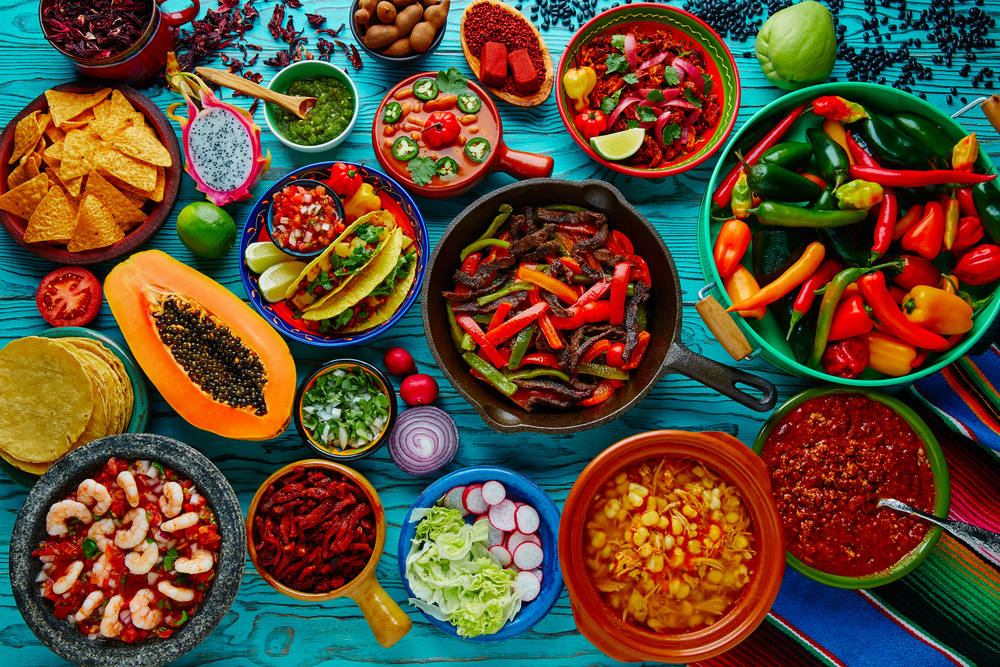 Mexican, food, Chilli