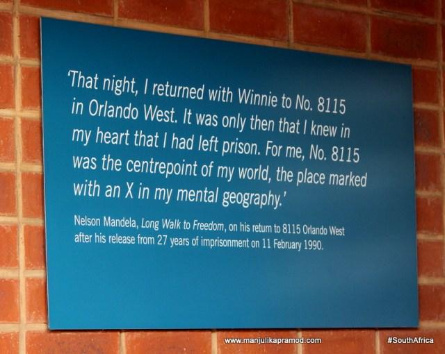 Nelson Mandela Musuem