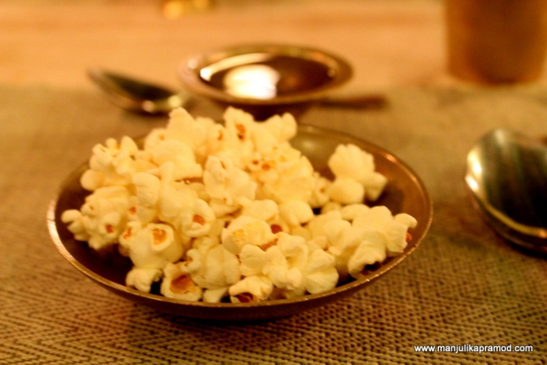Popcorns are loved by Nepalese
