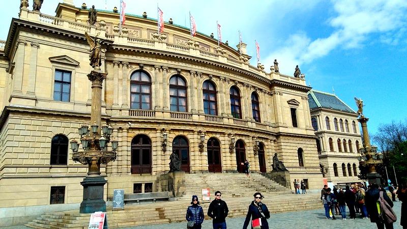Travel in Prague