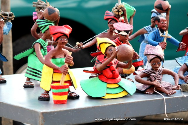 Paper Crafting work in Soweto