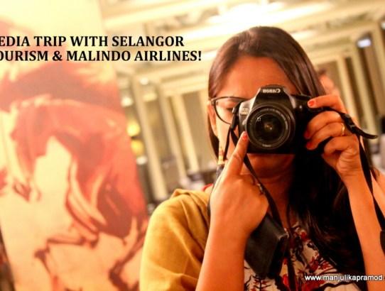 Blogging From Kuala Lumpur, Malaysia!