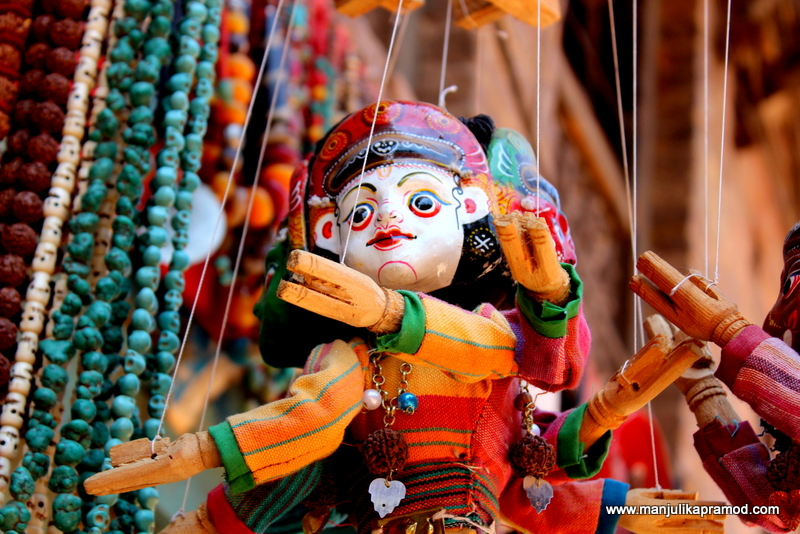 Puppetry, Nepal, Neighbour country, Travel blogger