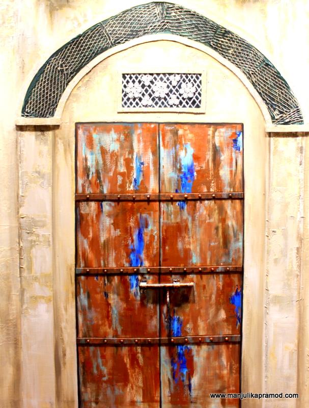 A Fascinating Door