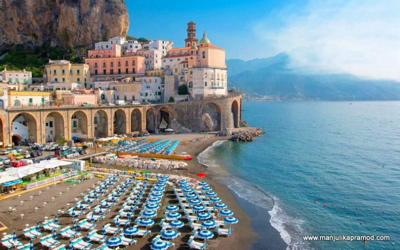 Amalfi, Italy, Europe, Travel
