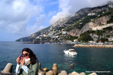 Guest Post, Amalfi trip, Travel