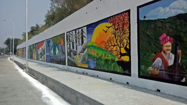 Asia Hotel, Jammu, Wall Art, Paintings